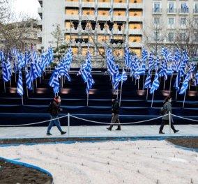 Το σημερινό πρόγραμμα των εκδηλώσεων για τα 200 χρόνια από την Επανάσταση του 1821 - Συνάντηση Μητσοτάκη με Νίκο Αναστασιάδη & με Μιχαήλ Μισούστιν - Κυρίως Φωτογραφία - Gallery - Video
