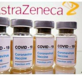Good news - AstraZeneca: «Πράσινο φως» από την Εθνική Επιτροπή για τον εμβολιασμό των άνω των 65   - Κυρίως Φωτογραφία - Gallery - Video