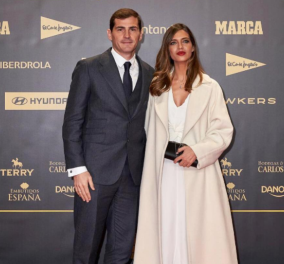 Σάρα Καρμπονέρο: Ο έρωτας με τον διάσημο ποδοσφαιριστή , το έμφραγμα του μυοκαρδίου, ο δικός της καρκίνος & το τέλος στον γάμο της  - Κυρίως Φωτογραφία - Gallery - Video