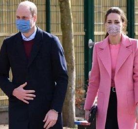 """""""Η βασιλική οικογένεια δεν ήταν ρατσιστική"""": Η δημόσια απάντηση του Πρίγκιπα Ουίλιαμ στις κατηγορίες του Χάρι & της Μέγκαν (φώτο)  - Κυρίως Φωτογραφία - Gallery - Video"""