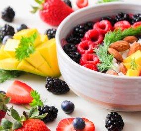 Δίαιτα για να επιταχύνουμε το μεταβολικό μας ρυθμό - Kάψτε θερμίδες γρήγορα & φυσιολογικά  - Κυρίως Φωτογραφία - Gallery - Video