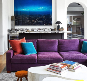 Σπύρος Σούλης: 7 τέλειες ιδέες για να διακοσμήσετε έναν μεγάλο άδειο τοίχο - Κυρίως Φωτογραφία - Gallery - Video