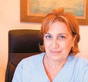 "Greek Top Women Awards 2021: Βραβείο στην Αναστασία Κοτανίδου - Καθηγήτρια Πνευμονολογίας-Εντατικής Θεραπείας Ιατρικής Σχολής ΕΚΠΑ,  Διευθύντρια Α' Κλινικής Εντατικής Θεραπείας ΓΝΑ ""Ο Ευαγγελισμός""  - Κυρίως Φωτογραφία - Gallery - Video"