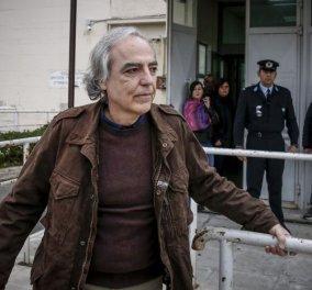 Έκτακτη είδηση: Ομόφωνα απέρριψε το δικαστήριο το αίτημα του Κουφοντίνα να αναβληθεί ή να διακοπεί η εκτέλεση της ποινής του (φωτό) - Κυρίως Φωτογραφία - Gallery - Video