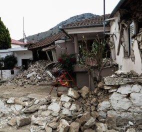 Νέος σεισμός στην Ελασσόνα 5,2 Ρίχτερ - Επέστρεψε ο εφιάλτης για τους κατοίκους  - Κυρίως Φωτογραφία - Gallery - Video