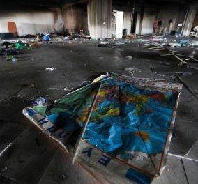Θεσσαλονίκη: Τρεις νεκροί από πυρκαγιά σε εγκαταλειμμένο κτίριο - Είχαν βρει καταφύγιο (φωτό - βίντεο)  - Κυρίως Φωτογραφία - Gallery - Video