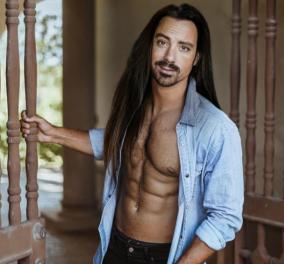 Σάκης Τανιμανίδης: Με μακριά μαλλιά, ξανθά, μπούκλα και φαλακρός - Εσείς πως τον προτιμάτε; (φωτό) - Κυρίως Φωτογραφία - Gallery - Video