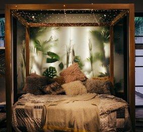 Σπύρος Σούλης: Έτσι θα μετατρέψετε το κρεβάτι σας στο πιο «θελκτικό» μέρος στον κόσμο (φωτό) - Κυρίως Φωτογραφία - Gallery - Video
