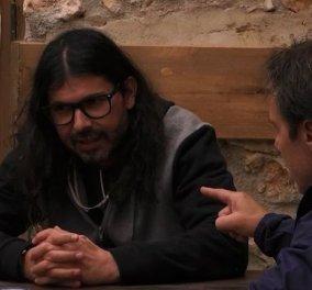 Φάρμα: Ο Ερωτόκριτος συγκινεί μιλώντας για τον 11χρονο γιο του που πέθανε από λευχαιμία - Τι του είπε ο Θανάσης Πάτρας (βίντεο) - Κυρίως Φωτογραφία - Gallery - Video