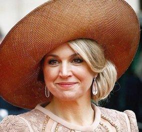 Η Μάξιμα και τα πανέμορφα καπέλα της: Ας δούμε τα πιο μεγάλα & εντυπωσιακά που έχει φορέσει η βασίλισσα της Ολλανδίας (φωτό) - Κυρίως Φωτογραφία - Gallery - Video