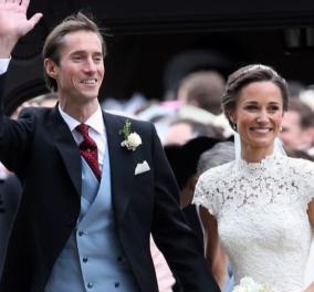 Η Πίπα Μίντλετον, έγινε μανούλα για δεύτερη φορά - Το φύλο και το όνομα του μωρού της βασιλικής αδελφής  - Κυρίως Φωτογραφία - Gallery - Video