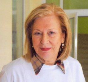 Greek Top Women Awards 2021: Βραβείο στην Παιδίατρο - Λοιμωξιολόγο Μαρία Θεοδωρίδου, Πρόεδρο της Εθνικής Επιτροπής Εμβολιασμών - Κυρίως Φωτογραφία - Gallery - Video