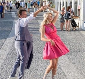 Ο Στράτος Τζώρτζογλου αγκαλιά με την γυναίκα του λίγο πριν την Φάρμα: Θα μου λείψει ο χορός με το Σοφάκι μου, είναι μαγνήτης (φωτό) - Κυρίως Φωτογραφία - Gallery - Video