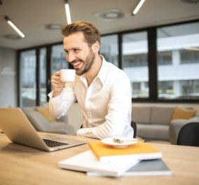 Τα 3 διαλείμματα που πρέπει να κάνεις κάθε μέρα - Πως να είσαι χαρούμενος & πιο αποδοτικός στη δουλειά - Κυρίως Φωτογραφία - Gallery - Video