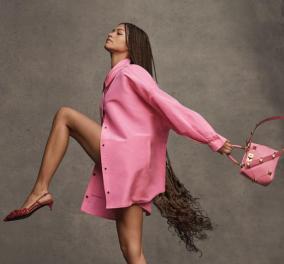 Η Zendaya, σταρ της τελευταίας καμπάνιας του Valentino - Μια κολεξιόν που εκφράζει ριζοσπαστική στάση, μέσω δημιουργικότητας (φωτό - βίντεο) - Κυρίως Φωτογραφία - Gallery - Video