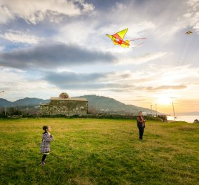 Κορωνοϊός - Ελλάδα:  Πώς εορτάζεται φέτος η Καθαρά Δευτέρα - Όλα τα μέτρα που ισχύουν  - Κυρίως Φωτογραφία - Gallery - Video