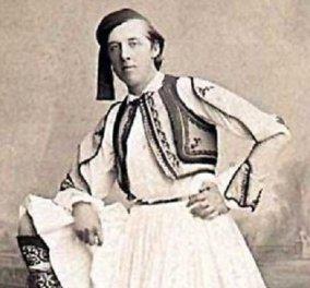 Ο Oscar Wilde με φουστανέλα: Το ταξίδι του στην Ελλάδα το 1877 και τα ποιήματα για την χώρα μας που λάτρεψε (φωτό) - Κυρίως Φωτογραφία - Gallery - Video