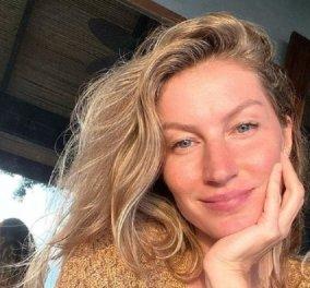 """Natural look"" : Eva Longoria  - Σίντι Κρόφορντ - Bella Hadid - J.Lo & άλλες σταρ χωρίς ίχνος make-up - Η top τάση στο μακιγιάζ (φώτο) - Κυρίως Φωτογραφία - Gallery - Video"