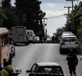 Δολοφονία Γιώργου Καραϊβάζ: Οι πρώτες φωτογραφίες από το σημείο του εγκλήματος - Έξω από το σπίτι του στον Άλιμο - Κυρίως Φωτογραφία - Gallery - Video