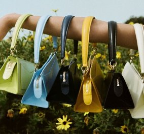 """Η τελευταία λέξη της μόδας: Αυτές είναι οι τσάντες που θα """"κλέψουν την παράσταση"""" φέτος το καλοκαίρι (φώτο) - Κυρίως Φωτογραφία - Gallery - Video"""