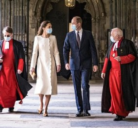 Η καραντίνα έφερε πιο κοντά την Kate Middleton και τον πρίγκιπα William - Τι λέει ειδικός για την σχέση του ζευγαριού & την στάση του σώματός τους - Κυρίως Φωτογραφία - Gallery - Video
