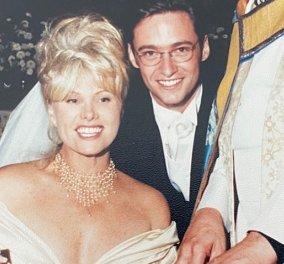 25η επέτειος γάμου για τον Hugh Jackman και την Deborra: Παραμένει ερωτευμένος με την κατά 13 χρόνια μεγαλύτερη σύζυγό του - «Ήταν το πεπρωμένο μας» (φωτό) - Κυρίως Φωτογραφία - Gallery - Video