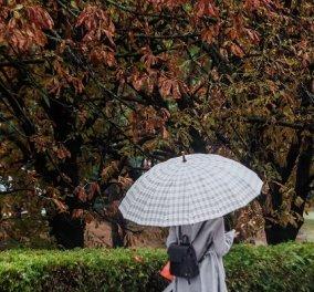Χαλάει ο καιρός: Καταιγίδες, αφρικανική σκόνη και πτώση της θερμοκρασίας σήμερα Σάββατο - Που θα βρέξει - Κυρίως Φωτογραφία - Gallery - Video