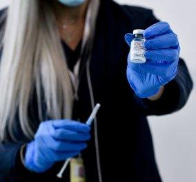 AstraZeneca: Ο Ευρωπαϊκός Οργανισμός Φαρμάκων «μαλώνει» τον αξιωματούχο του - «Μην βιάζεστε, δεν έχουμε ακόμα καταλήξει σε συμπεράσματα» (βίντεο) - Κυρίως Φωτογραφία - Gallery - Video