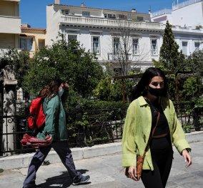 Κορωνοϊός Ελλάδα: 2.759 κρούσματα - 822 διασωληνωμένοι - 75 θάνατοι - Κυρίως Φωτογραφία - Gallery - Video