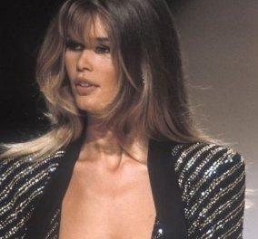 Όταν τα μοντέλα είχαν κανονικά στήθη, χείλη, γλουτούς χωρίς πλαστικές: Από τα 90ς Armani ντεκολτέ με αγάπη & αλήθεια στο… παραφουσκωμένο 2021 (φωτό) - Κυρίως Φωτογραφία - Gallery - Video