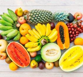 Αδυνάτισμα με φρούτα και λαχανικά - Ποιες οι ιδιότητές τους; (Ενδεικτικό Διαιτολόγιο) - Κυρίως Φωτογραφία - Gallery - Video