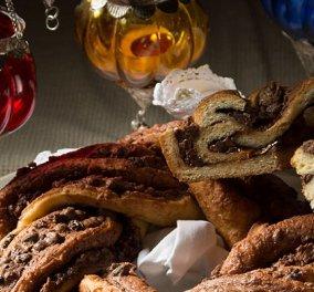Έτσι θα φτιάξουμε Babka, το εβραϊκό τσουρέκι με σοκολάτα: Βήμα - βήμα η εκτέλεση της συνταγής του Στέλιου Παρλιάρου (φωτό) - Κυρίως Φωτογραφία - Gallery - Video