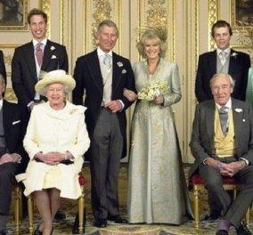 Η πριγκίπισσα Καμίλα ήταν η μόνη γαλαζοαίματη νύφη που δεν φόρεσε τιάρα στο γάμο της - Ιδού ο αληθινός λόγος (φώτο) - Κυρίως Φωτογραφία - Gallery - Video