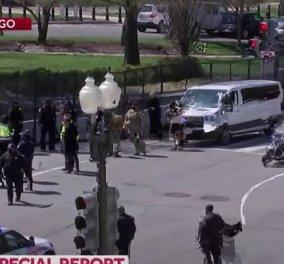 Νέα επίθεση στο Καπιτώλιο: Νεκρός ένας αστυνομικός & ο 25χρονος δράστης - Έπεσε με το αυτοκίνητο πάνω στην φρουρά (φωτό & βίντεο) - Κυρίως Φωτογραφία - Gallery - Video