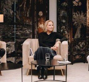 H Σαρλότ Κασιράγκι στις λογοτεχνικές συζητήσεις του οίκου Chanel : Η πριγκίπισσα του Μονακό με δύο κυρίες των γραμμάτων & της τέχνης (φώτο-βίντεο)  - Κυρίως Φωτογραφία - Gallery - Video