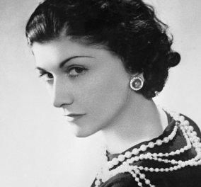 "H Coco Chanel & η ιστορία των μπιζού της - Μόνο διαμάντια σε πλατίνα γιατί όπως έλεγε: ""Θέλω να γεμίσω τις γυναίκες με αστέρια & κομήτες που λάμπουν"" (φώτο)   - Κυρίως Φωτογραφία - Gallery - Video"