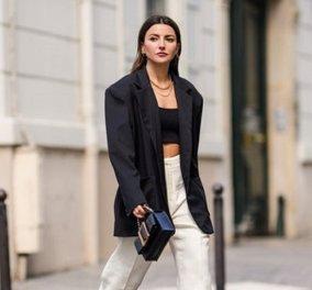 Η  τελευταία λέξη της μόδας - Τα πιο chic & elegant παντελόνια της άνοιξης (φώτο) - Κυρίως Φωτογραφία - Gallery - Video
