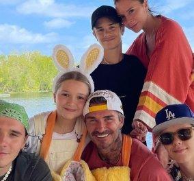 Οικογενειακή υπόθεση! Έτσι γιόρτασαν οι celebrities το Πάσχα - Αυτιά σαν κουνελάκι, σοκολατένια αυγά και πολλά χαμόγελα (φωτό) - Κυρίως Φωτογραφία - Gallery - Video