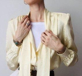 Shoulder pads ή αλλιώς βάτες! Επέστρεψαν, τονίζουν ή υπερβάλλουν, χαρίζουν ή μας κάνουν Λίντα Έβανς & Τζοάνα Κόλινς από την Δυναστεία; (φωτό & βίντεο) - Κυρίως Φωτογραφία - Gallery - Video