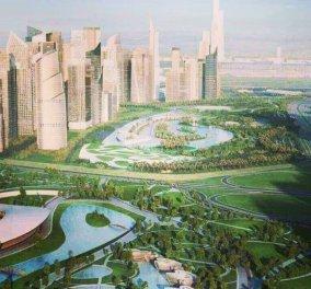 Αίγυπτος: Η νέα πρωτεύουσα θα είναι συναρπαστική - Μακριά από το χάος του Καΐρου μια υπέροχη πόλη ετοιμάζεται (φώτο-βίντεο)  - Κυρίως Φωτογραφία - Gallery - Video