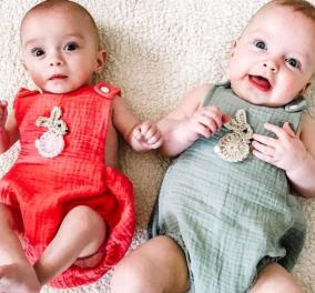 39χρονη έμεινε έγκυος δύο φορές μέσα σε ένα μήνα: Γέννησε δίδυμα - Το σπάνιο φαινόμενο (φωτό) - Κυρίως Φωτογραφία - Gallery - Video