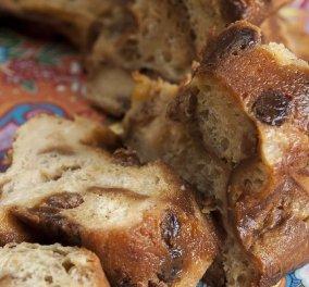Στέλιος Παρλιάρος: Υγρό κέικ από τσουρέκι - Μια πανεύκολη πουτίγκα που θα σας μείνει αξέχαστη - Κυρίως Φωτογραφία - Gallery - Video