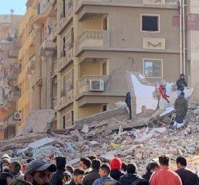 Story of the day: Κι όμως γίνονται θαύματα - Μωρό έξι μηνών έμεινε ζωντανό κάτω από τα συντρίμμια κτιρίου που κατέρρευσε στη Αίγυπτο (φώτο)   - Κυρίως Φωτογραφία - Gallery - Video