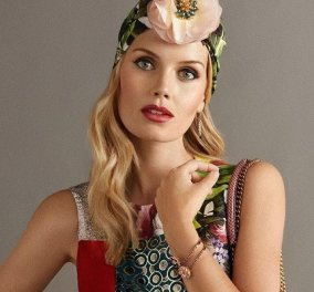 Kitty Spencer: Η ανιψιά της Νταϊάνα & πρέσβειρα των Dolce & Gabbana με υπέροχα ρούχα, τσάντες & μπιζού του οίκου (φωτό & βίντεο) - Κυρίως Φωτογραφία - Gallery - Video