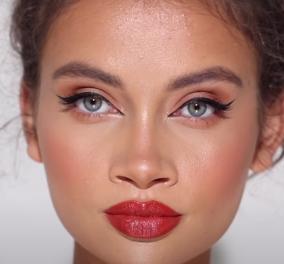 Πως γίνεται το τέλειο Cat Eye Makeup για σαγηνευτικό γατίσιο βλέμμα - Όλα τα tips και τα μυστικά (βίντεο) - Κυρίως Φωτογραφία - Gallery - Video
