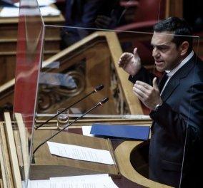 Αλ. Τσίπρας: Η Ελλάδα, χρειάζεται αισιοδοξία, που δεν πρόκειται να δημιουργηθεί με διαγγέλματα και τηλεοπτικό καλλωπισμό (βίντεο) - Κυρίως Φωτογραφία - Gallery - Video