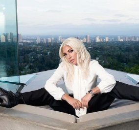 """H Lady Gaga """"μένει σπίτι"""" & παίζει ηλεκτρονικά παιχνίδια με τα αρκουδάκια της - """"Epic"""" το πράσινο κοστούμι (φώτο) - Κυρίως Φωτογραφία - Gallery - Video"""