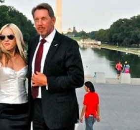 Larry Ellison - Η ζωή του δισεκατομμυριούχου ιδρυτή της Oracle: Πλούσιος στα 49 – 4 σύζυγοι – δύο παιδιά & μια Ουκρανή μνηστή 47 χρόνια μικρότερη του! (φώτο-βίντεο) - Κυρίως Φωτογραφία - Gallery - Video