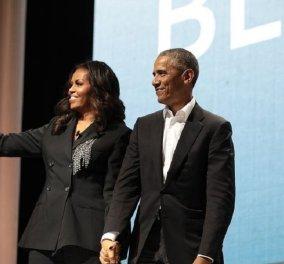 Η Μισέλ Ομπάμα γιορτάζει την Παγκόσμια μέρα Walking - Άψογη κορμοστασιά για την πρώην Πρώτη Κυρία των ΗΠΑ (φώτο) - Κυρίως Φωτογραφία - Gallery - Video