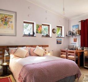 Σπύρος Σούλης: Αυτά είναι τα 9 καλύτερα χρώματα για το υπνοδωμάτιο σας! -  Σοφιστικέ μπλε, χαρούμενο κίτρινο ή ροζ (φωτό) - Κυρίως Φωτογραφία - Gallery - Video